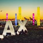 Flight to Los Angeles…