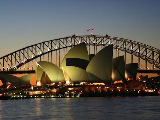 Sydney Opera House 550px