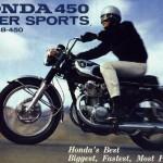 1965 Honda CB450…!!!