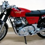 1968 Norton Commando 750..!!!