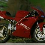 1994 Ducati 916…