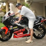 Test Ride – Aprilia RS250…!!!