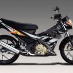 Rumours Suzuki Satria akan ada versi 135cc,… seru juga kalau ada …!!!