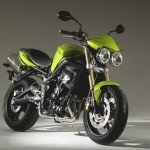 Breaking News, Triumph Street Triple…!!!
