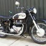 1959 Matchless G12 de Luxe…. !!!!
