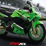 Kawasaki Ninja RR… always the Best…!!!