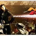 Night Rider…??? Strategi Color dari Suzuki…!!!