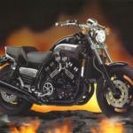 Yamaha V-Max… still a legend…!!!
