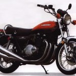 Kawasaki Z1… is the King in the mid-1970s…!!!
