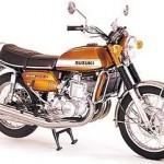 1972 Suzuki GT750…Jawaban terhadap Honda CB750 dan Thriumph Bonneville..!!!