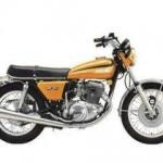 Yamaha TX750… andalan Yamaha di awal tahun 70-an…!!!