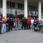 Gathering and City Riding… di penghujung tahun 2007…!!!