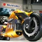 Suzuki Biplane… a concept Bike..!!!