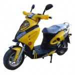eMoto Electric Scooter, … murah meriah…!!!