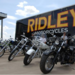 Ridley, …Motor Matic yang Amerika banget….!!!