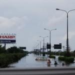 Bersama Vendetta Moto,… Evakuasi Para Korban Banjir…!!!