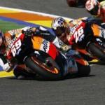Jerez MotoGP Free Practice,… Hayden Honda merajai pada track kering…!!!
