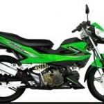 Kawasaki Athlete,… ikutan tempur di segment bebek 125cc …???