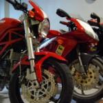 Memang jodoh dengan Ducati,… mau gimana lagi… angkuuttt…!!!