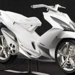 Suzuki SD-01 and SD-02, … skutik masa depan … !!!