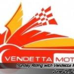 Sunday Riding bersama Vendetta Moto… !!!