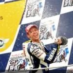 Valentino Rossi,… hanya butuh juara 3 di Motegi …!!!