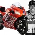 Nicky Hayden,… bisakah menjinakkan Desmosedici GP9 …???