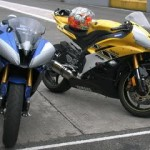 Test Ride 2008 Yamaha YZF-R6 …!!!