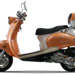 Harga minyak naik dan krisis finansial terjadi,… warga Amrik pindah numpak scooter …!!!