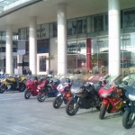 Breakfast and City Riding,… wiiiii Banyak Motor Baru …!!!