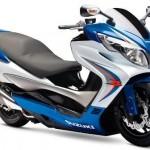 2009 Suzuki Burgman 400,… keuuureeen jugaaa …!!!