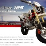KikAss 125,… New Supermotard-style Bikez dari Sachs …!!!
