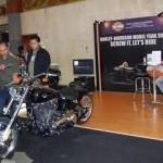 JMS 2008,… Harley Davidson ada juga …!!!