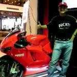 Walau pasar segmented,… Ducati berhasil membuat konsumen loyaaal …!!!