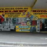 Nyari accesories Motor di Sydney,… Wentworth Avenue… paling deket …!!!