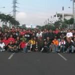 Lebih dari 100 moge'erz,… hadiri Jakarta Big Bikez Gathering II …!!!