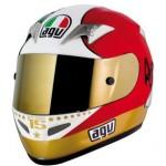 Duggh kueereeen,… AGV Agostini replica helmet …!!!