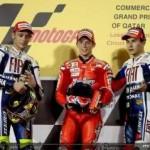 Catatan MotoGP Losail,… Stoner mengalami kemajuan pesat …!!!