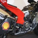 Ducati GP9 Frame,…. inikah rahasia kemenangan Stoner…???