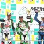 Gear Ratio,… bikin Kawasaki juarai race FIM Asia di Sepang …!!!