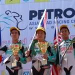 Riderz Thailand,… mendominasi FIM AsianGP kelas Supersportz 600cc …!!!