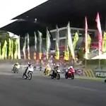 Kejurnas Motosportz kelas FFA 250,… 2 Strokerz ngamuuuk… !!!