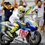 MotoGP Valencia,… Rossi buktikan lebih baik dari Lorenzo …!!!
