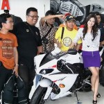 Jungkeeel,… dominasi Honda di kelas bebek 110cc …!!!