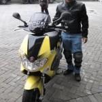 Test Ride – Gilera Runner …!!!