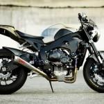 Modifikasi,… Honda CBR 1000RR Fireblade Street Fighter …!!!