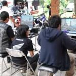 Bloggerz dan Honda,… gencar kampanyekan Safety Riding …!!!