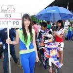 Indoprix 110cc,… Yamaha begitu berjaya … strategy beregu terbukti manjuuur …!!!