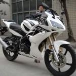 Jelang launching Minerva R150VX,… beri value lebih… buat pecinta motor sportz …!!!