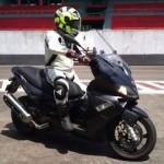 Test Ride,… Gilera Nexus 500 …!!!